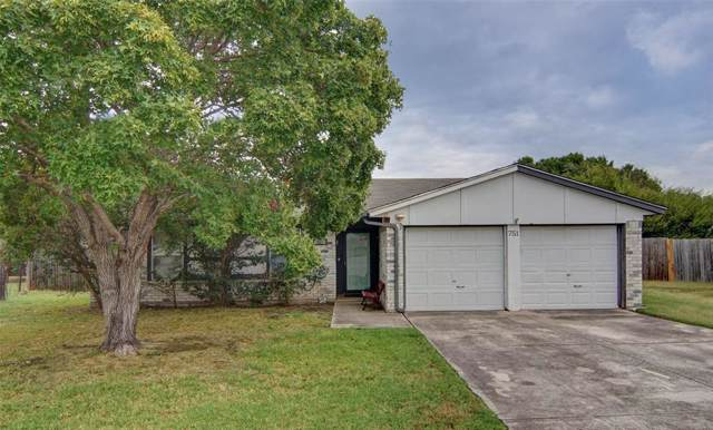 751 Tumbleweed Court, Fort Worth, TX 76108 (MLS #14208578) :: RE/MAX Town & Country