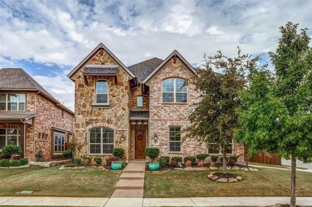 3603 Millstone Way, Celina, TX 75009 (MLS #14208581) :: Tenesha Lusk Realty Group