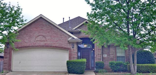 12319 Cajun Drive, Frisco, TX 75035 (MLS #14208583) :: Lynn Wilson with Keller Williams DFW/Southlake