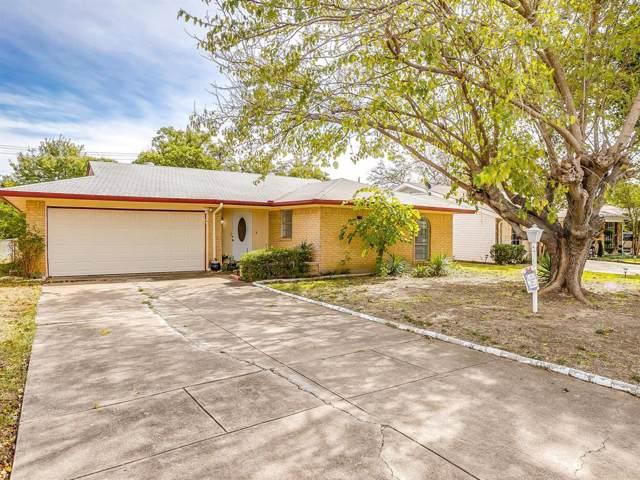 1009 2nd Street, Grand Prairie, TX 75051 (MLS #14208584) :: Vibrant Real Estate