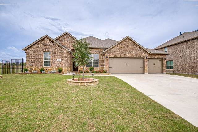 5309 Low Tide Drive, Garland, TX 75043 (MLS #14208585) :: The Hornburg Real Estate Group