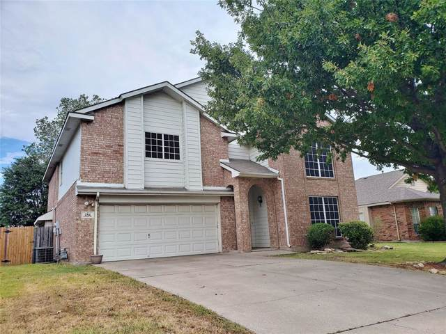 752 Cardinal Drive, Saginaw, TX 76131 (MLS #14208609) :: All Cities Realty