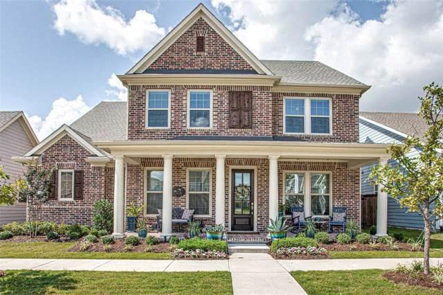 8917 Homestead Boulevard, Rowlett, TX 75089 (MLS #14208614) :: The Hornburg Real Estate Group