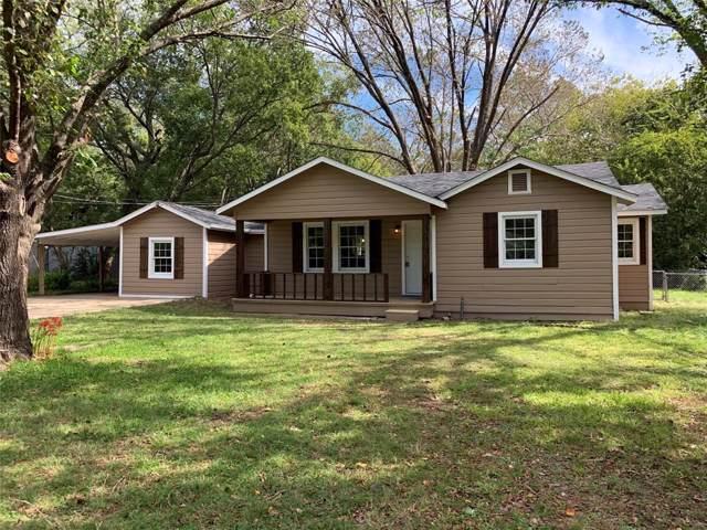 832 Cranford Street, Sulphur Springs, TX 75482 (MLS #14208632) :: RE/MAX Town & Country
