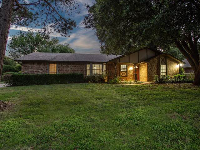 111 Oak Ridge Drive, Keene, TX 76031 (MLS #14208635) :: RE/MAX Town & Country