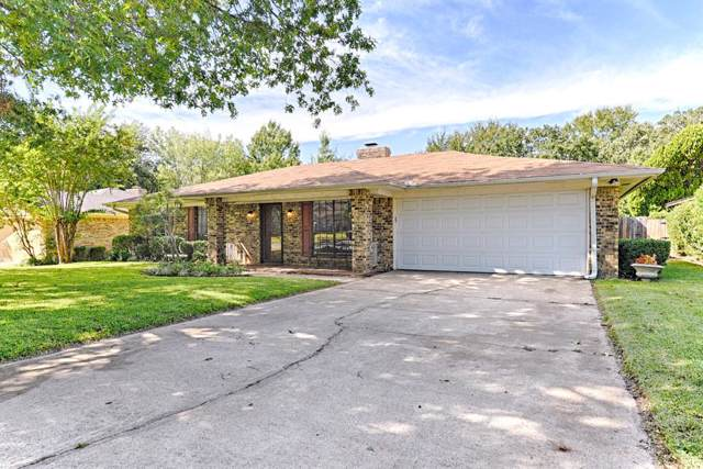 1749 Cimarron Trail, Grapevine, TX 76051 (MLS #14208699) :: The Kimberly Davis Group