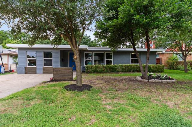 10265 San Lorenzo Drive, Dallas, TX 75228 (MLS #14208706) :: The Chad Smith Team