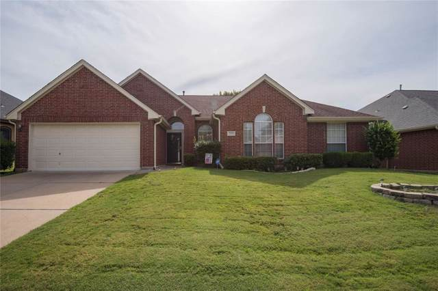 2300 Richmond Circle, Mansfield, TX 76063 (MLS #14208713) :: Tenesha Lusk Realty Group