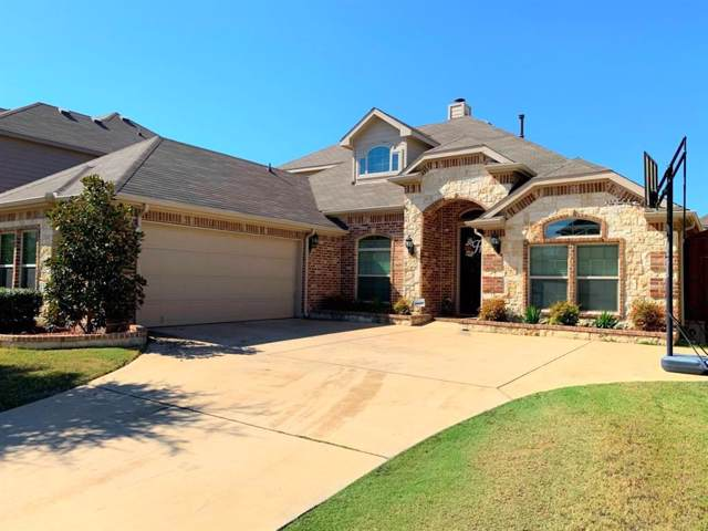 11612 Compton Trail, Fort Worth, TX 76244 (MLS #14208718) :: The Mitchell Group