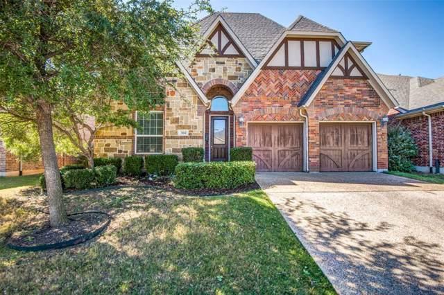 304 Enid Drive, Lewisville, TX 75056 (MLS #14208735) :: The Hornburg Real Estate Group