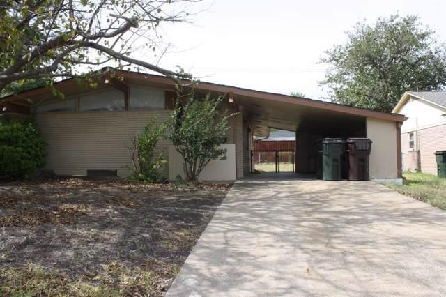 1505 Rigsbee Drive, Plano, TX 75074 (MLS #14208744) :: Tenesha Lusk Realty Group