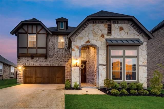 9024 Washington Lane, Lantana, TX 76226 (MLS #14208757) :: Team Hodnett