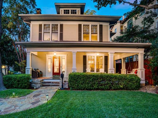 3830 Holland Avenue, Dallas, TX 75219 (MLS #14208777) :: RE/MAX Town & Country