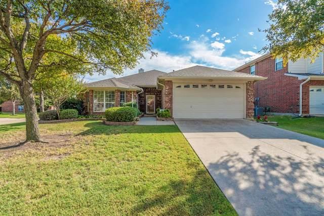15879 Appaloosa Drive, Frisco, TX 75035 (MLS #14208779) :: The Rhodes Team