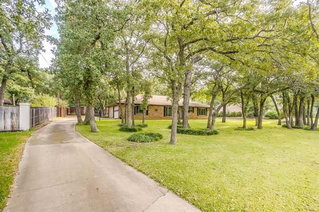 760 NW Tarrant Avenue, Burleson, TX 76028 (MLS #14208788) :: The Hornburg Real Estate Group