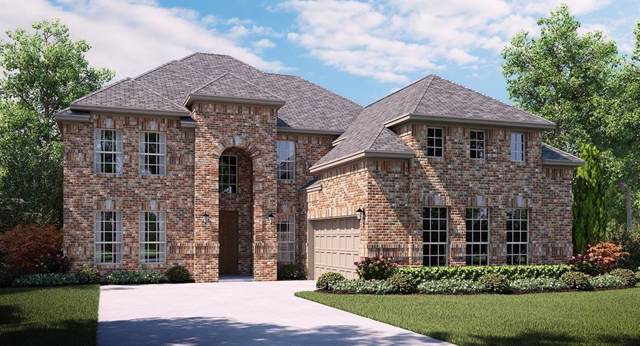 1494 Silver Sage Drive, Haslet, TX 76052 (MLS #14208789) :: The Hornburg Real Estate Group