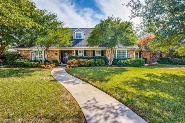 4214 Myerwood Lane, Dallas, TX 75244 (MLS #14208793) :: Century 21 Judge Fite Company