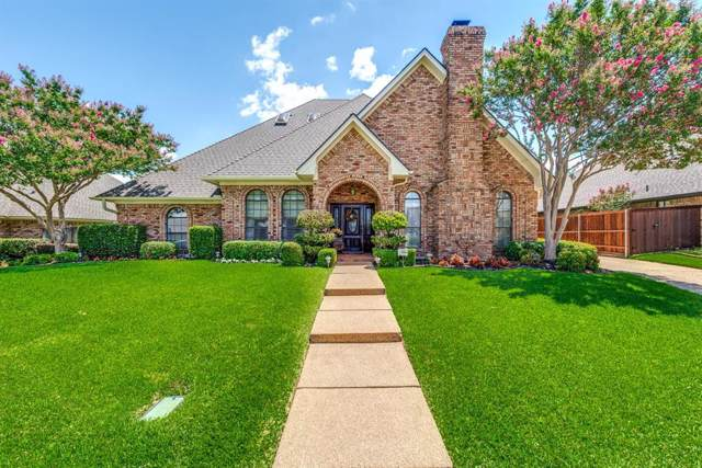 4205 Brookhollow Drive, Colleyville, TX 76034 (MLS #14208796) :: The Chad Smith Team