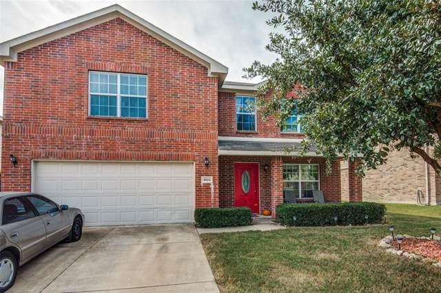 4024 Hanna Rose Lane, Fort Worth, TX 76244 (MLS #14208797) :: Lynn Wilson with Keller Williams DFW/Southlake