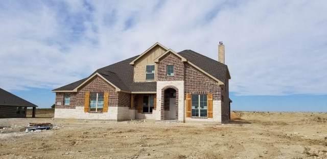 7505 Green Mesa Road, Ponder, TX 76259 (MLS #14208799) :: All Cities Realty