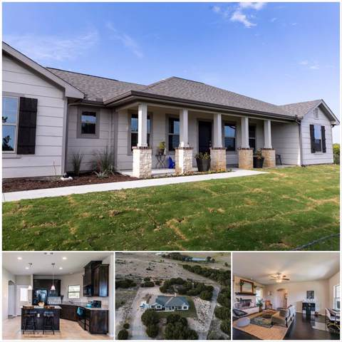 621 Brazos Vista Court, Weatherford, TX 76087 (MLS #14208805) :: RE/MAX Town & Country