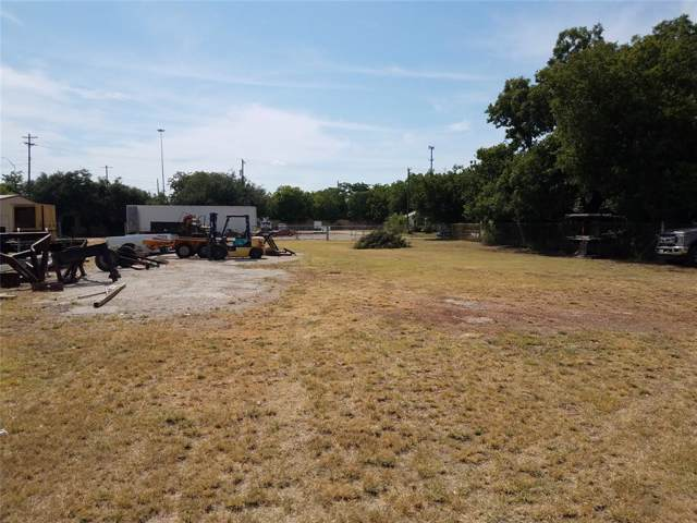 201 Bois D Arc Street, Abilene, TX 79601 (MLS #14208833) :: The Kimberly Davis Group