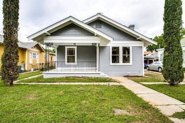 2924 May Street, Fort Worth, TX 76110 (MLS #14208845) :: Roberts Real Estate Group