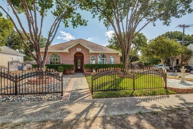 1102 Cedar Hill Avenue, Dallas, TX 75208 (MLS #14208850) :: Baldree Home Team