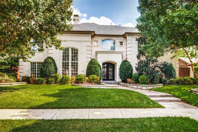 3904 Dove Creek Lane, Plano, TX 75093 (MLS #14208874) :: Tenesha Lusk Realty Group