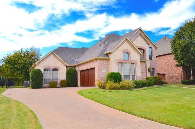 3407 Lake Creek Trail, Mansfield, TX 76063 (MLS #14208878) :: The Hornburg Real Estate Group