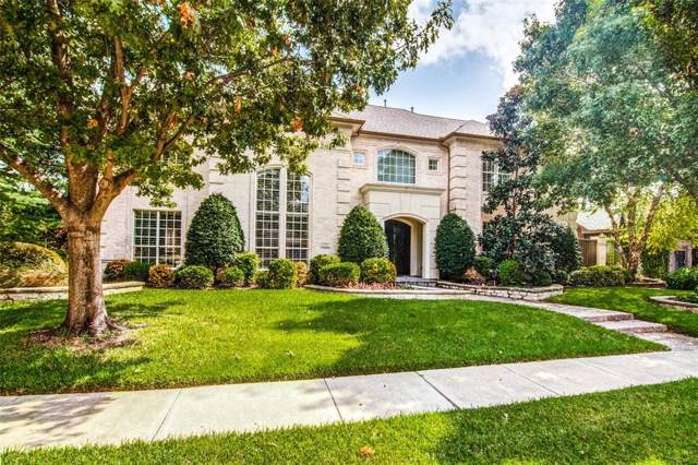 3904 Dove Creek Lane, Plano, TX 75093 (MLS #14208880) :: Tenesha Lusk Realty Group
