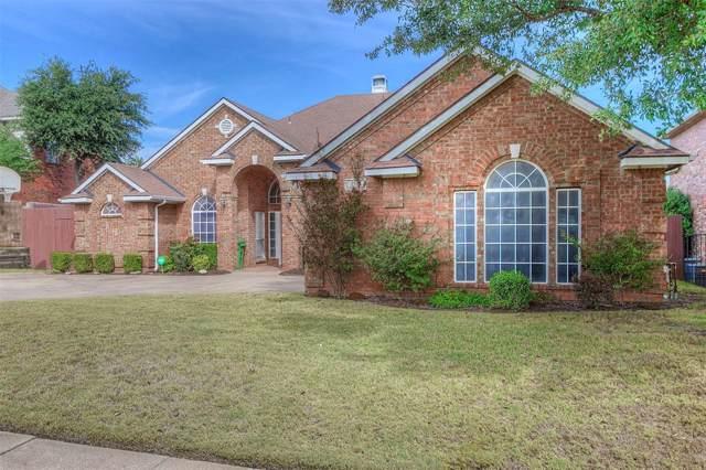 108 Heneretta Drive, Hurst, TX 76054 (MLS #14208886) :: The Chad Smith Team