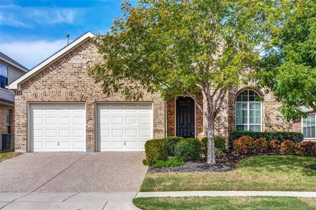 2644 Coral Cove Drive, Grand Prairie, TX 75054 (MLS #14208893) :: Tanika Donnell Realty Group