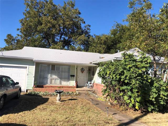 828 W College Street, Jacksboro, TX 76458 (MLS #14208904) :: Robbins Real Estate Group