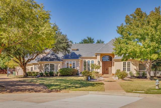 800 Princeton Court, Southlake, TX 76092 (MLS #14208915) :: Lynn Wilson with Keller Williams DFW/Southlake