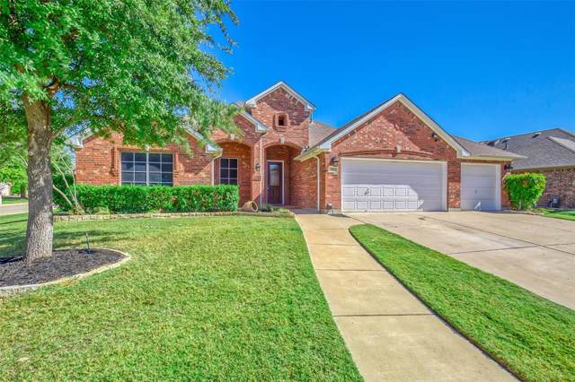 7032 San Antonio Drive, Fort Worth, TX 76131 (MLS #14208925) :: The Hornburg Real Estate Group