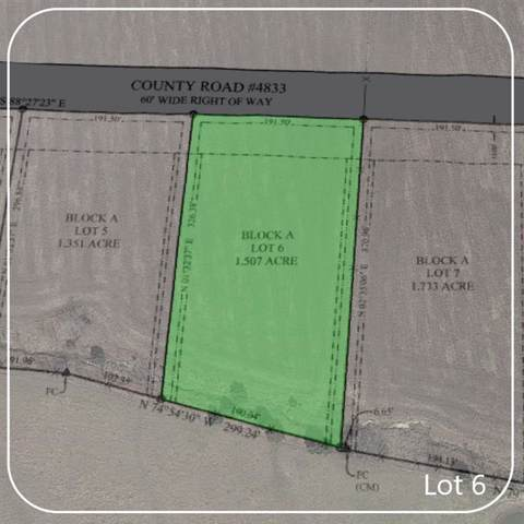 (Lot 6) 382 County Road 4833, Leonard, TX 75456 (MLS #14208927) :: Roberts Real Estate Group