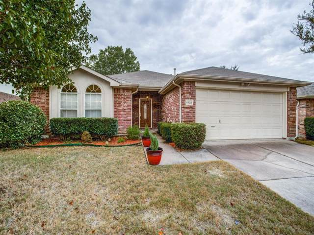 6525 Marvin Gardens, Mckinney, TX 75070 (MLS #14208930) :: The Rhodes Team