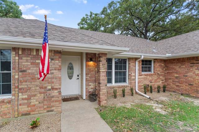 101 Pinnacle Club Drive, Mabank, TX 75156 (MLS #14208932) :: All Cities Realty