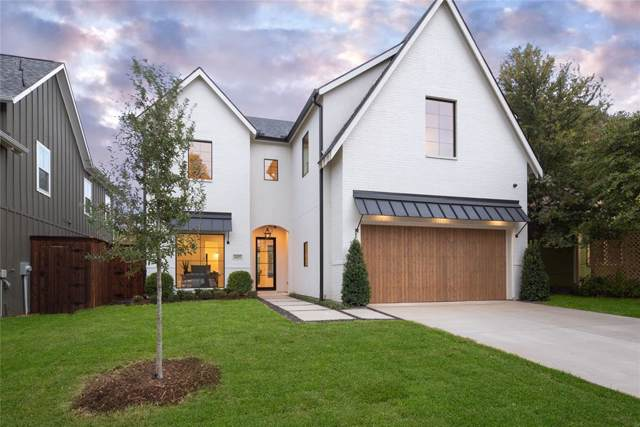5437 Richmond Avenue, Dallas, TX 75206 (MLS #14208939) :: Robbins Real Estate Group