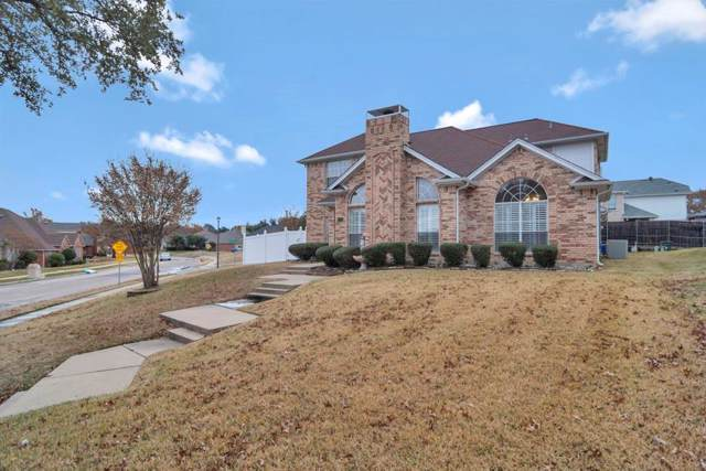 1902 Diamond Ridge Drive, Carrollton, TX 75010 (MLS #14208947) :: Potts Realty Group