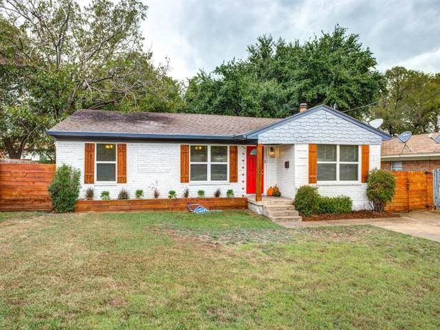 9911 Ferguson Road, Dallas, TX 75228 (MLS #14208958) :: NewHomePrograms.com LLC