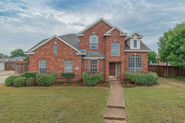 452 Lakedale Drive, Murphy, TX 75094 (MLS #14208959) :: Hargrove Realty Group