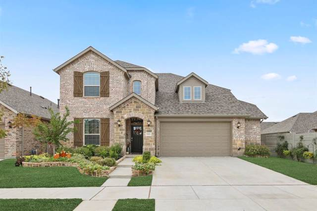 1313 Teal Trail, Northlake, TX 76226 (MLS #14209977) :: The Real Estate Station