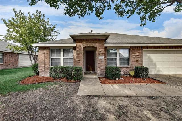 220 Independence Trail, Forney, TX 75126 (MLS #14209994) :: Lynn Wilson with Keller Williams DFW/Southlake