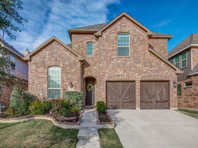 117 Lilypad Bend, Argyle, TX 76226 (MLS #14210013) :: North Texas Team | RE/MAX Lifestyle Property
