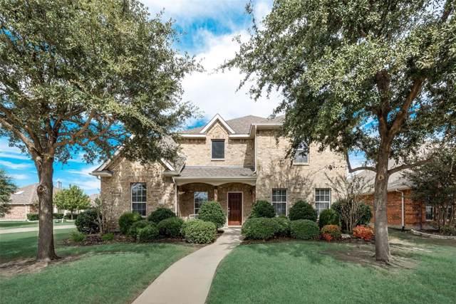 3742 Sun Garden Drive, Frisco, TX 75033 (MLS #14210112) :: RE/MAX Town & Country