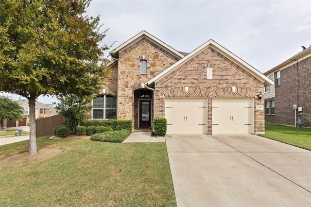 4222 Mane Drive, Sachse, TX 75048 (MLS #14210117) :: Van Poole Properties Group