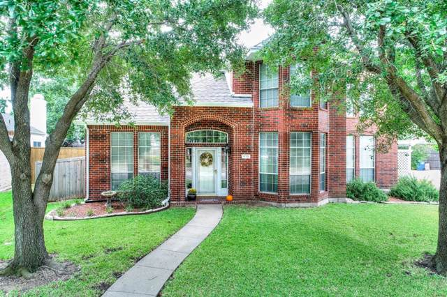 619 Herefordshire Lane, Allen, TX 75002 (MLS #14210151) :: Tanika Donnell Realty Group