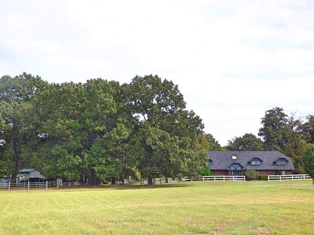 1470 County Road 1240, Mount Pleasant, TX 75455 (MLS #14210156) :: Robbins Real Estate Group
